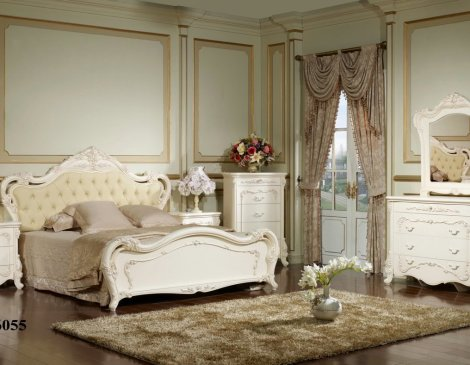 HH-8055 bedroom (champagne white)